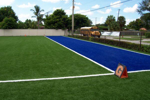 Synthetic Turf International Athletics Sports Fields Artificial Grass