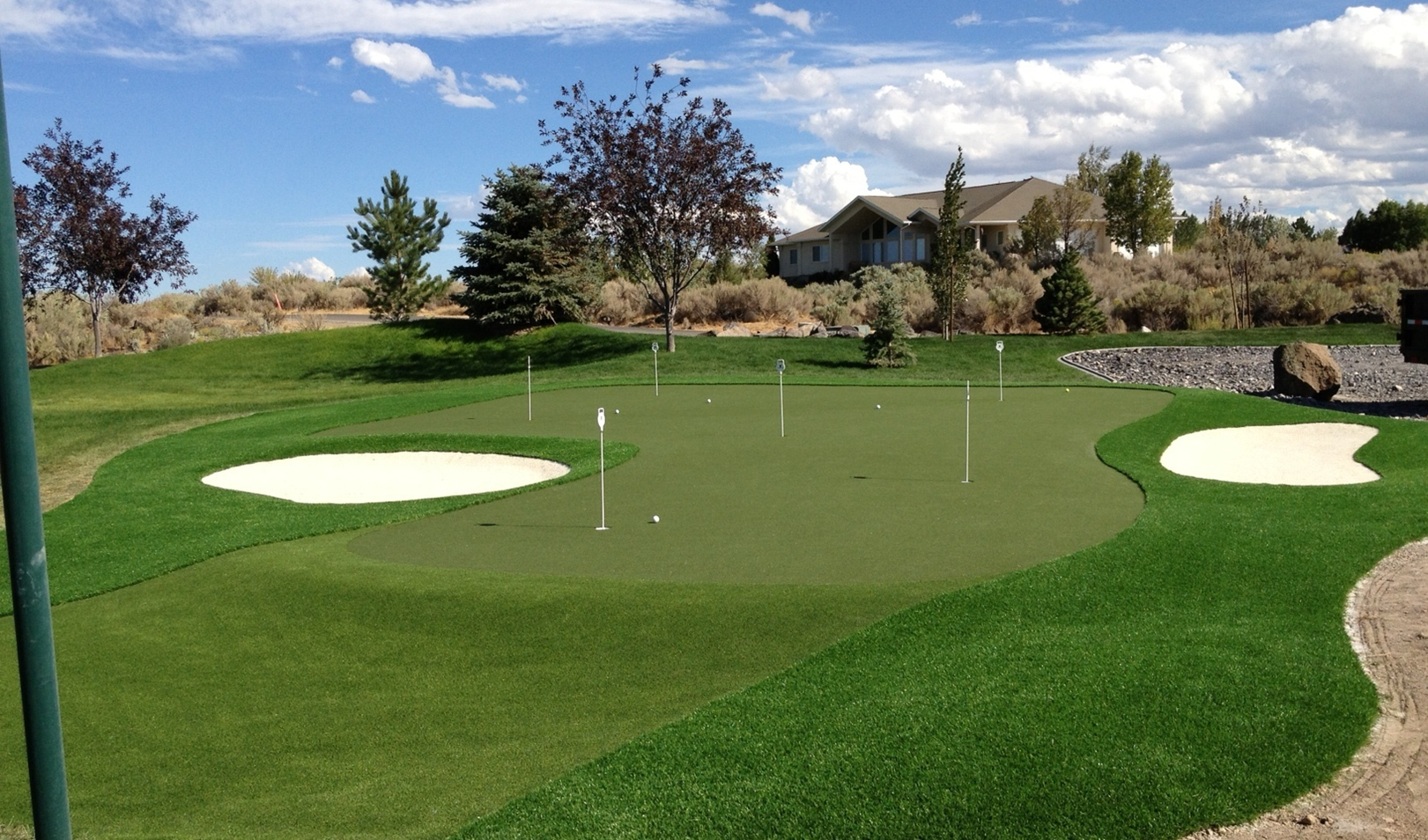 Putting Greens & Golf Turf Gallery | Synthetic Turf ...