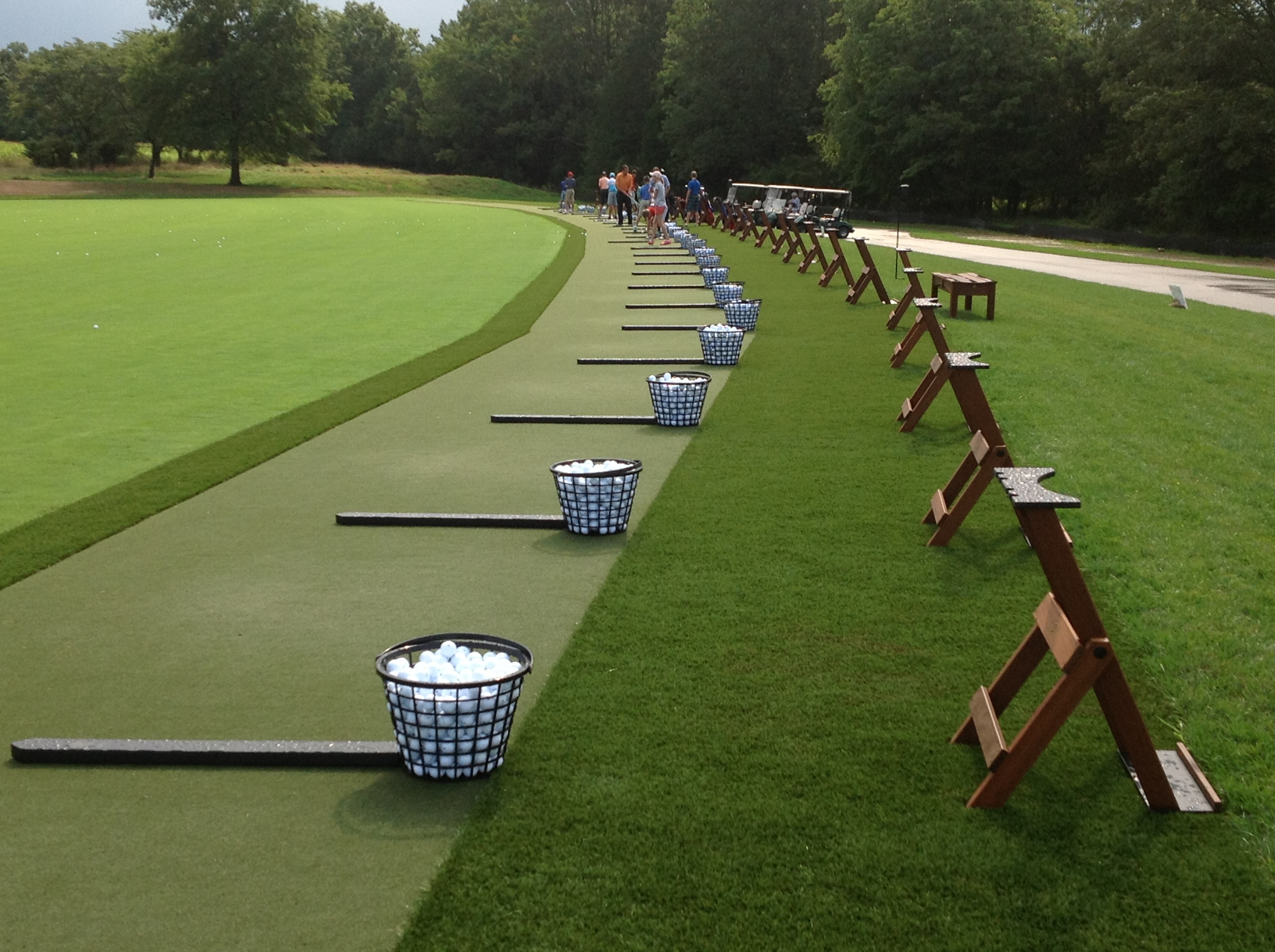 Golf Range Association of America Fiddlers Elbow Featured Renovation