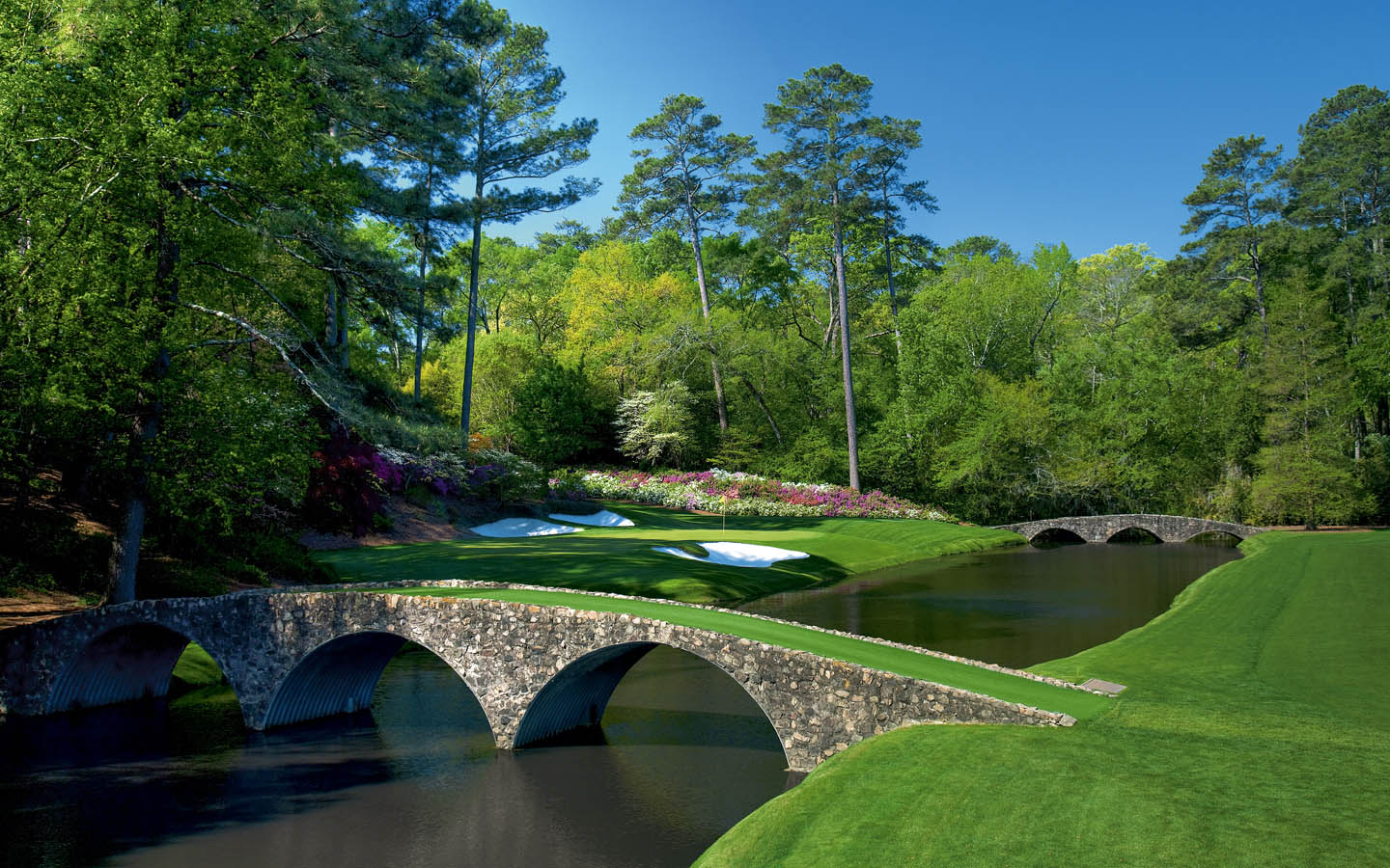 Augusta National HD Wallpaper