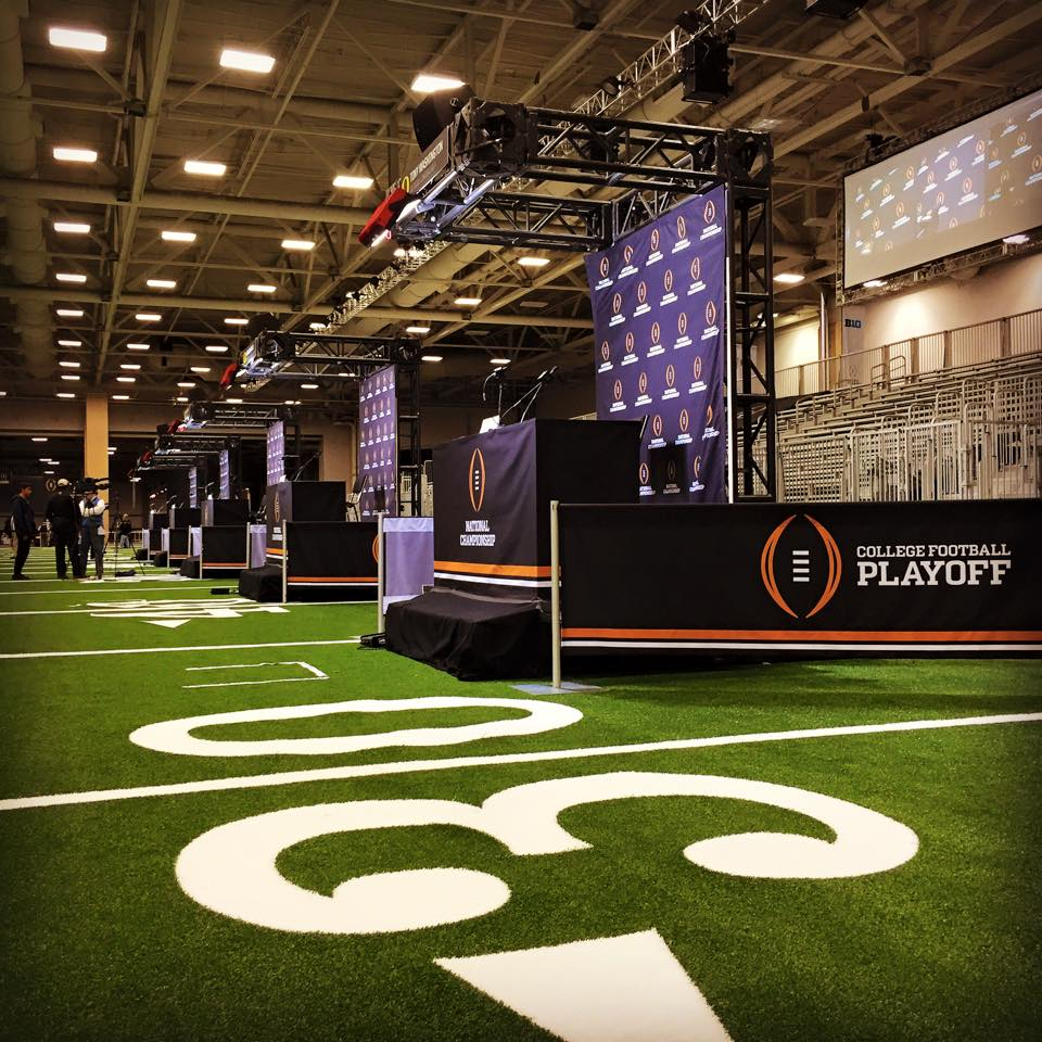 College Football Playoff Fan Central Event