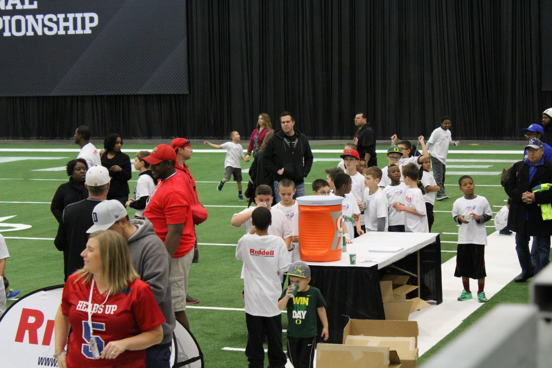 College Football Playoff Fan Central Event   Synthetic Turf International