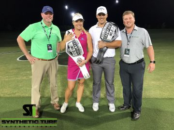 2017 World Long Drive Championship Winners