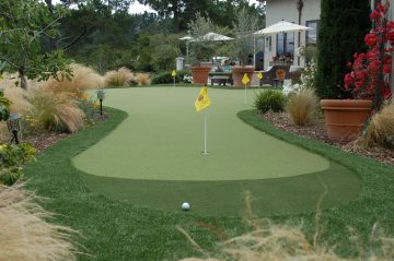 Featured Application Jim Nantz Putting Green Y Turf