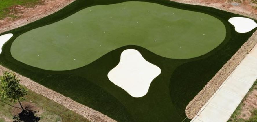 HENRY COUNTY PUTTING GREEN
