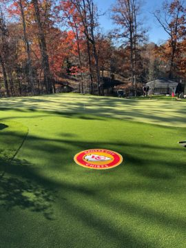 Atlanta backyard putting green (20!9)